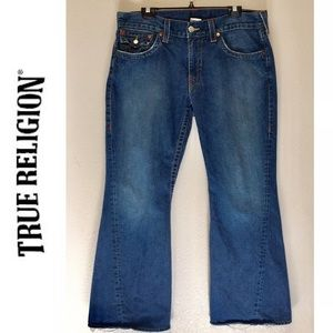 🍁 True Religion Joey flap jeans